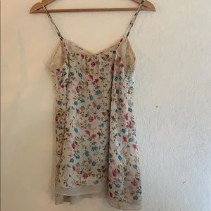 Romy Tops - romy floral top, size S